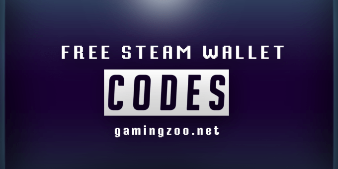 free steam wallet codes