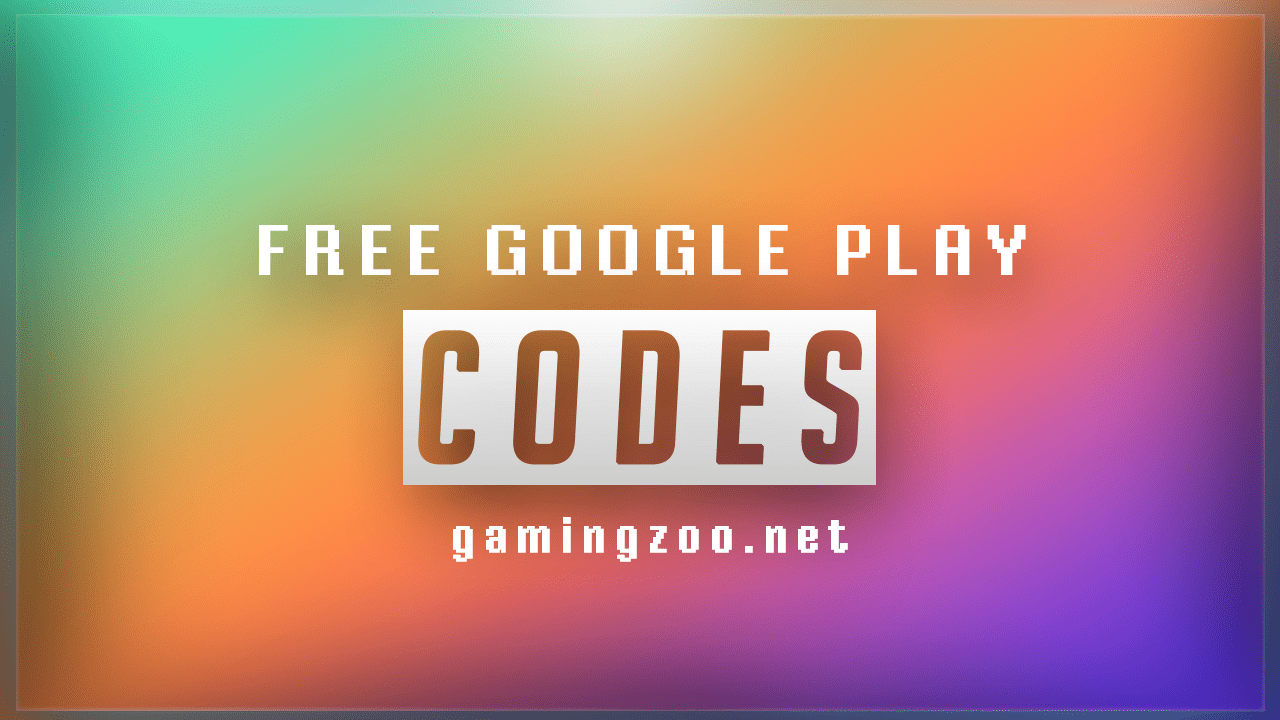 Two Easiest Way For Free Google Play Gift Card Codes In 2019