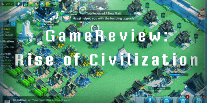 game review rise of civilization