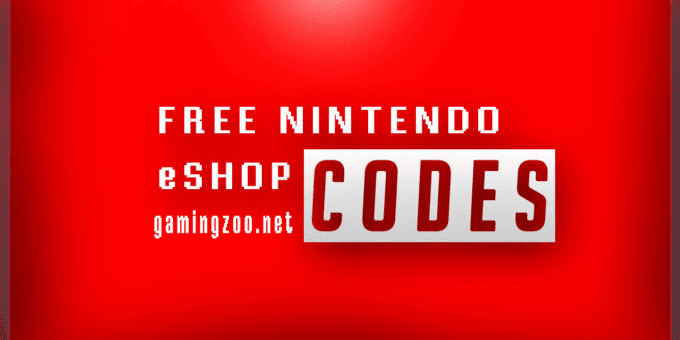 free nintendno e shop codes